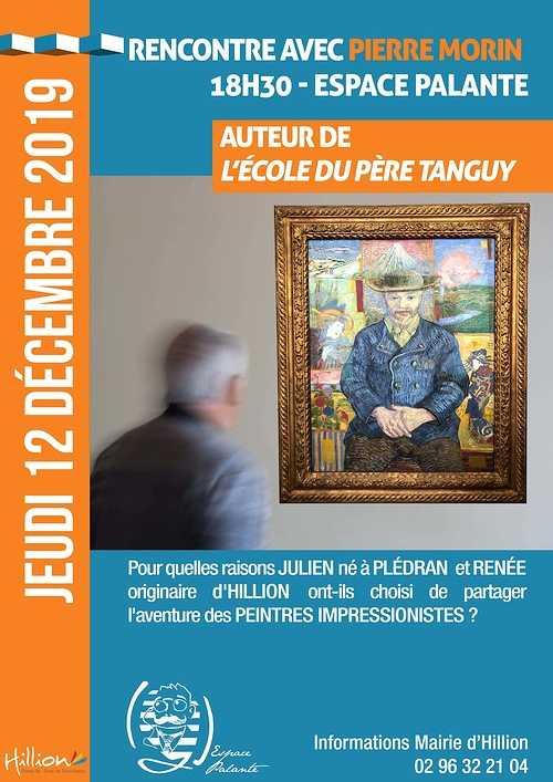 Rencontre avec Pierre Morin - Auteur de L''École du Père Tanguy 0